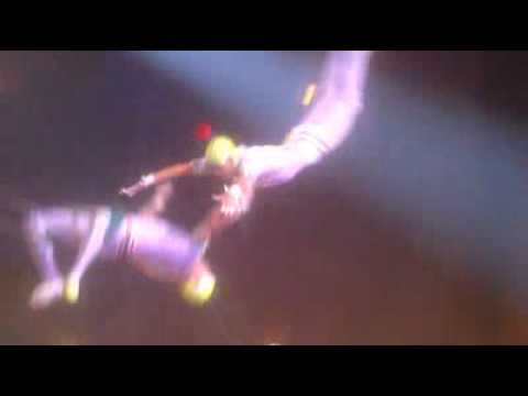 La Nouba by Cirque du Soleil - Artistic Gymnastics (1) - Jobs on stage