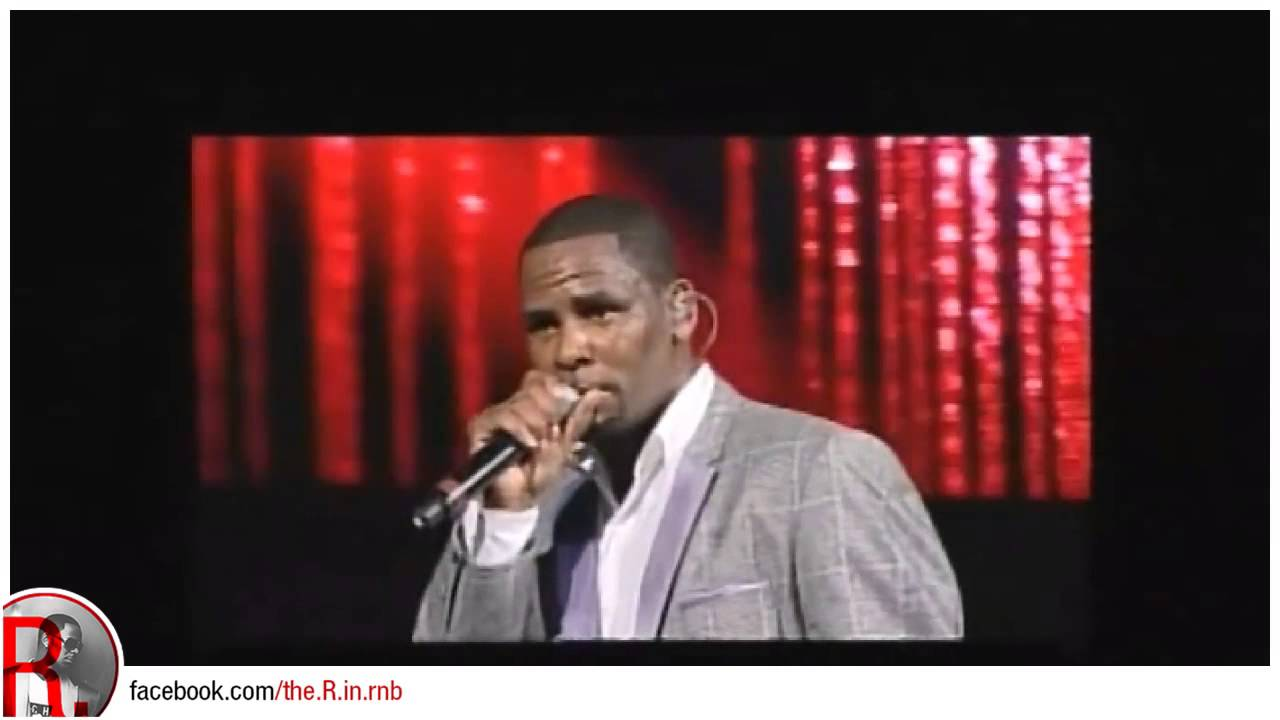 RKelly Strip For You