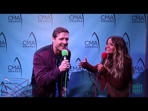 Walker Hayes at the 51st CMA Awards
