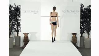 Tightsplease Jonathan Aston Contrast Seam & Heel Stockings