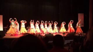 Kashmira Kathak Dance 2016