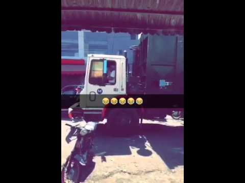 El camión de la basura rd