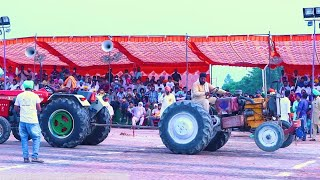 Modified Mahindra vs Swaraj 855|Barsat Tochan|