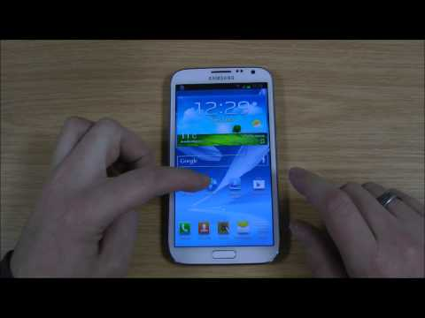 Samsung Galaxy Note 2 - Stop Home Button Lag