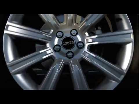 Реклама Range Rover Evoque