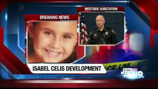 Remains of Isabel Celis found almost five years after disappearance