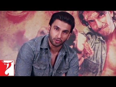 Star Talk With Ranveer Singh -  Part 2 - Gunday