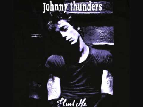 Johnny Thunders - I'd rather be with the boys (than girls like you)