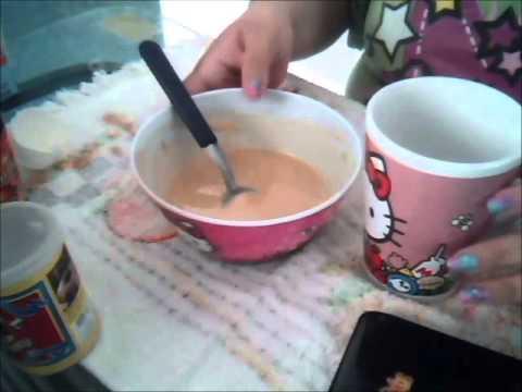 Tutorial de Cupcake por Microondas