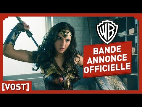 Wonder Woman - Bande Annonce #2 [VOSTFR]