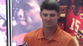 TigerNet.com - Jeff Scott on correcting the problems with Clemson offense
