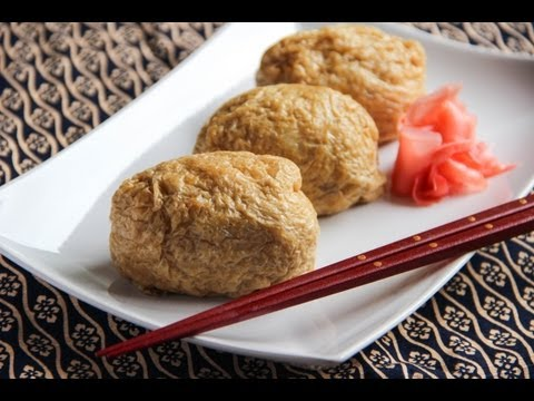 Inarizushi Recipe - Japanese Cooking 101 | Easy Japanese Recipes