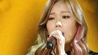 케이티 김-너뿐이야/박진영(TOP2) @K팝스타 시즌4 21회150412