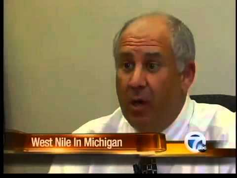 West Nile Virus Cases In Michigan