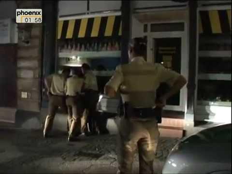 Doku - Nachteinsatz im Streifenwagen: Unterwegs mit der Wiesbadener Polizei