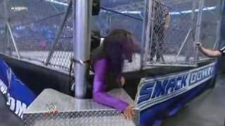 WWE SmackDown 8/28/09 PART 8/9 1/2