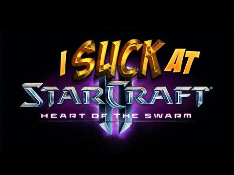 ► I Suck at Heart of the Swarm - Episode 6 - A bridge too far