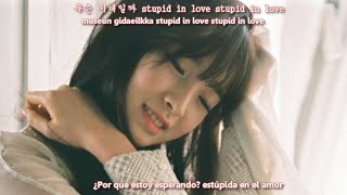 OH MY GIRL - Stupid In Love [Sub Español + Hangul + Rom]