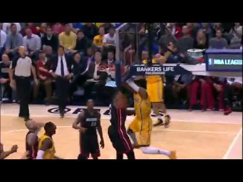 Paul George insane dunks