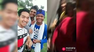 Isme Tera Ghata Mera Kuch Nahi Jata - Musically Roasting on Four Viral Girls Part 2   Goru Ka Gyan