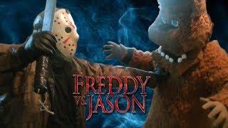 Freddy Vs. Jason: Fazbear Meets Voorhees