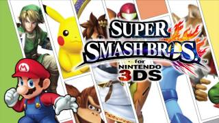 Menu #1 - Super Smash Bros. 3DS Music