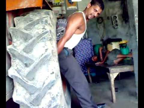 Rana 5911 Tractor Stunt video