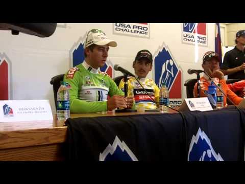 USA Pro Challenge: Peter Sagan on winning stage 3