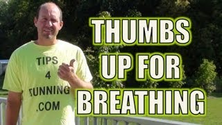 Cross Country Running Tips - Breathing While Running