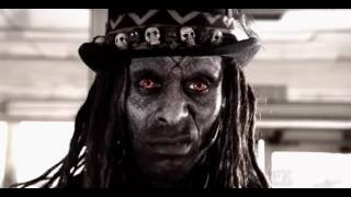 American horror story : coven - Queenie meets Papa Legba