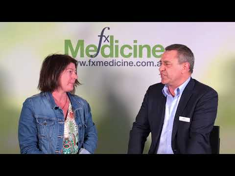 Michelle Whitelaw FX Medicine Interview