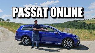 Volkswagen Passat B8 FL - zawsze online (PL) - test i pierwsza jazda próbna