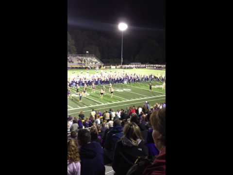 Jackson High School Alumni Band 2012