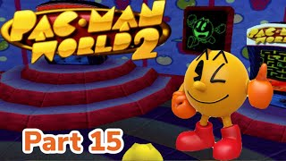 Pac-Man World 2 Walkthrough Part 15