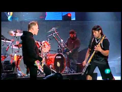 Metallica - Phantom Lord (Live @ Rock In Rio, 2010)