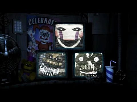 Ennard Hard Mode | FNAF Sister Location Mod