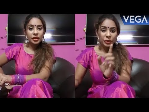 Sri Reddy Latest Facebook Live Video | Vega Entertainment