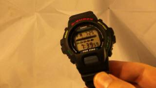 DW-6695-K G-Shock Limited Edition from 1994
