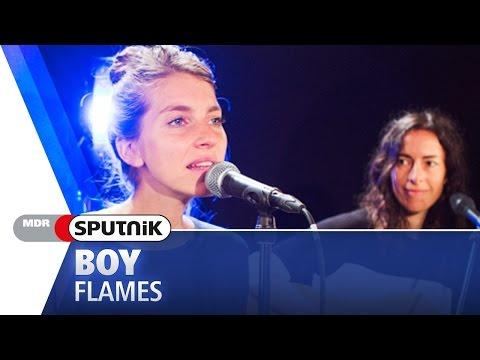 Boy - Flames