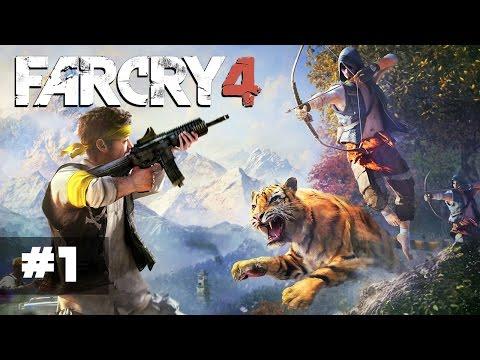 Far Cry 4 #1 Prolog PC PL Vertez Gameplay Zagrajmy w