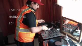 DJ DEEPCORE - LIVE DJ SET DARKCORE 4 LIFE 2011 (FULL HD)