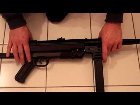 Schmeisser Softair Gewehr MP40