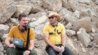 Adam Wingard & Simon Barrett Interview ? The Guest   The MacGuffin