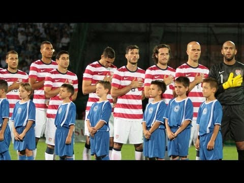 MNT vs. Bosnia-Herzegovina: Highlights - Aug. 14, 2013