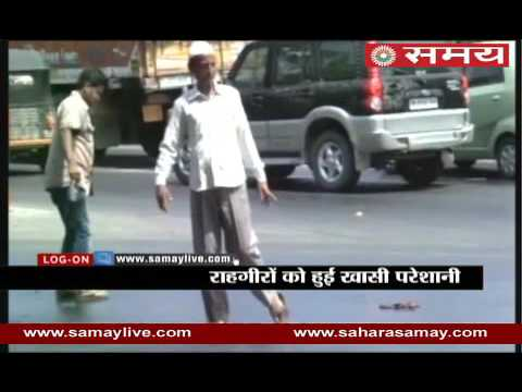 Continuous outbreak of scorching heat in Gujarat