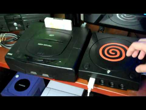 UnBoxing - Region Free & VGA Modified Sega Dreamcast & Shenmue HD - Adam Koralik