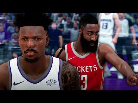 James Harden & Chris Paul Makes NBA Debut A Living Nightmare | NBA 2K18 MyCareer