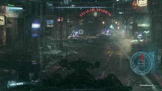 BATMAN™: ARKHAM KNIGHT - Point of impact - Trophie - PS4