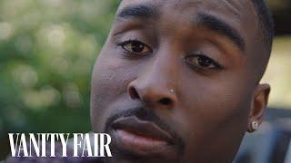 Becoming Tupac: How Demetrius Shipp Jr. Transformed for