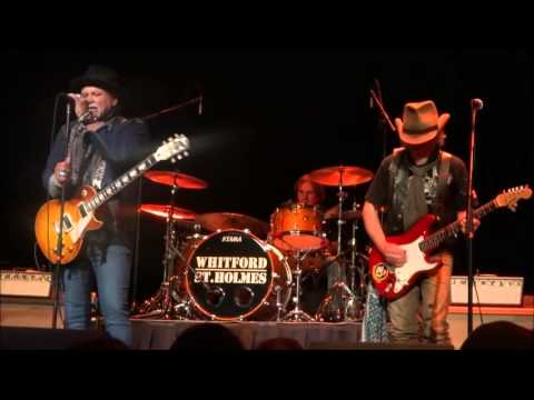 "Whitford-St.Holmes - ""Last Child/Train Kept A Rollin'/Stranglehold"" - Boston, MA - 11/17/2015"
